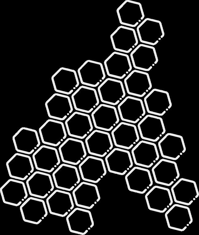left hexagon image