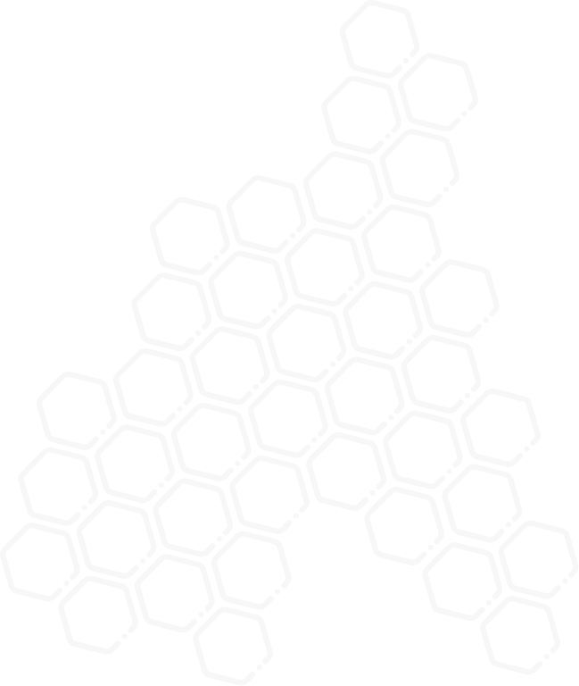 left hexagon image
